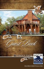 HighrockHavenGuestBook