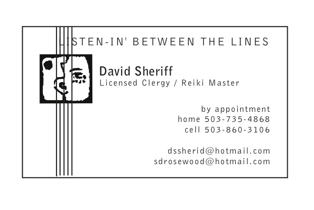Sheriff business card lael alon sherriff card colourmoves