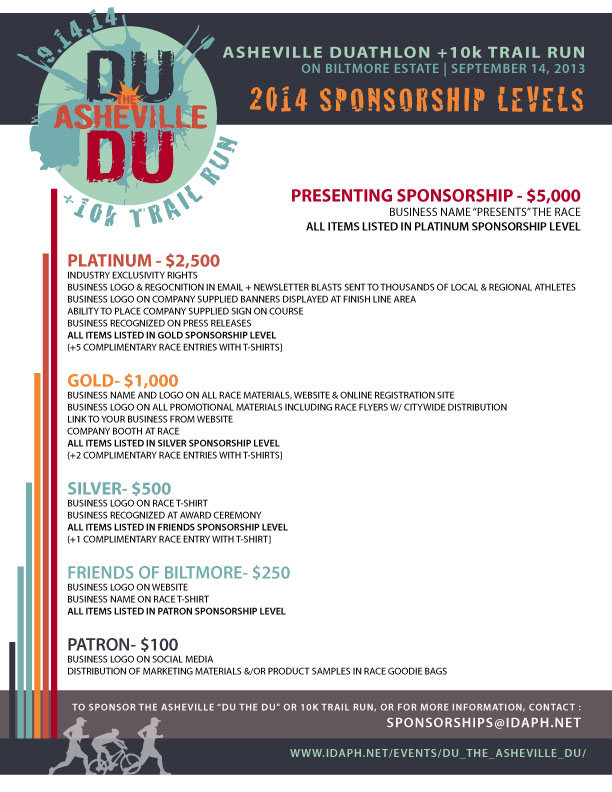 2014DUsponsorshipLevels