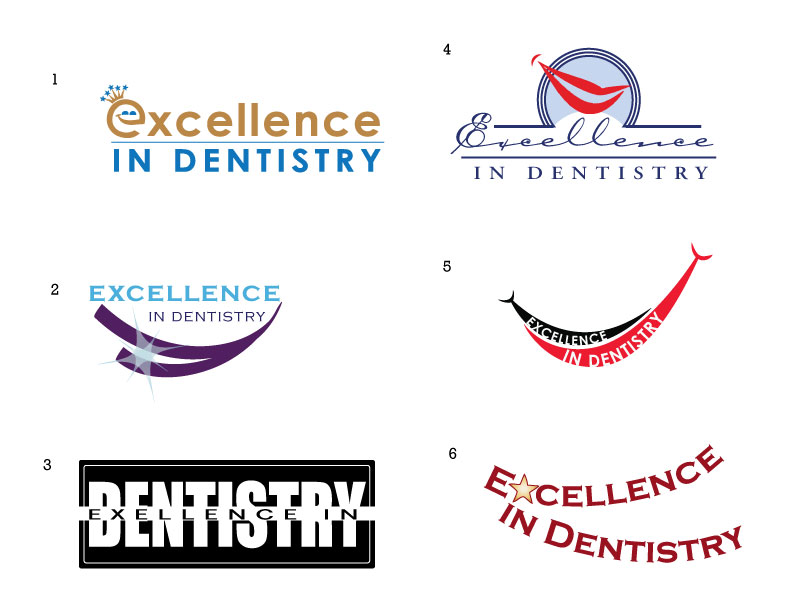 ExcellenceInDentistryLogoConcepts2
