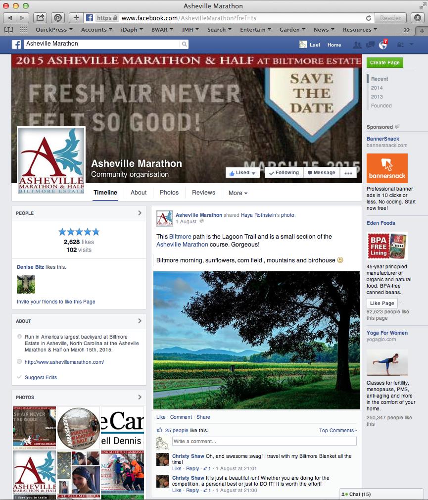 AM&H facebook screenshot