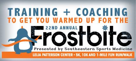 FROSTBITEtraining+coaching